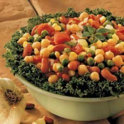 Bean and Vegetable Salad recipe