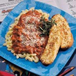 Spaghetti Mac recipe
