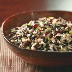 Brown and Wild Rice Salad recipe