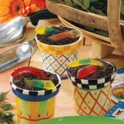 Dirt Pudding Cups recipe