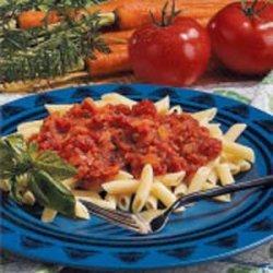 Fresh Marinara Sauce recipe