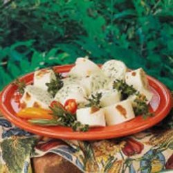 Herbed Tortilla Rounds recipe