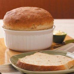 Potato Casserole Bread recipe