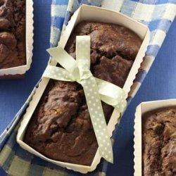 Pumpkin Chocolate Loaf recipe