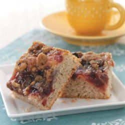 Cranberry Banana Coffee Cake recipe