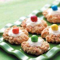 Sittin Pretty Peanut Cookies recipe