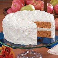 Butternut Squash Layer Cake recipe