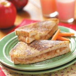 Apple Pie Sandwiches recipe