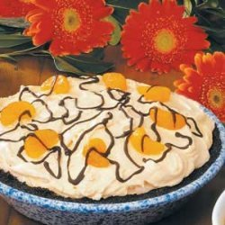 Mountainous Mandarin Pie recipe