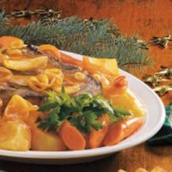 Swiss Pot Roast recipe