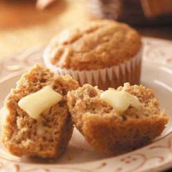 Brown Sugar Oat Muffins recipe