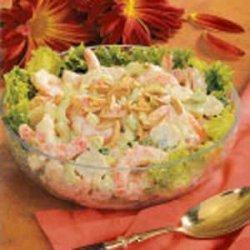 Curried Shrimp Salad recipe
