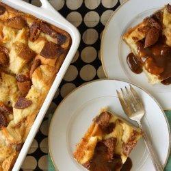Bourbon Bread Pudding recipe