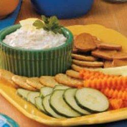 Cream Cheese Clam Dip recipe