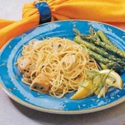 Chicken Spaghetti Toss recipe