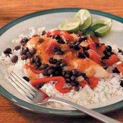 Red Pepper Chicken recipe