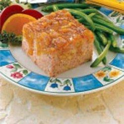 Marmalade-Glazed Ham Loaf recipe