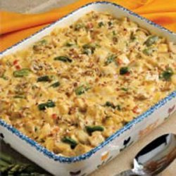 Chicken and Asparagus Bake recipe