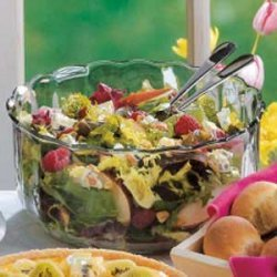 Blue Cheese Pear Salad recipe