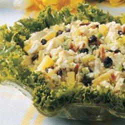 Curried Rice Salad recipe