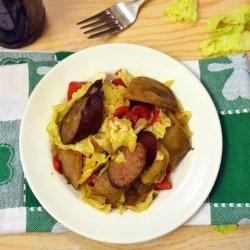 Turkey Potato Supper recipe