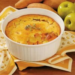 Apple Ham Bake recipe