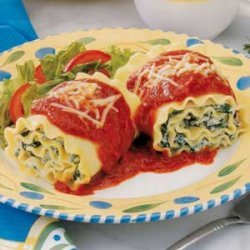 Baked Lasagna Roll Ups recipe