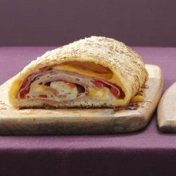 Spiral Stromboli recipe
