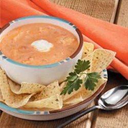 Enchilada Chicken Soup recipe