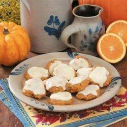 Pumpkin Spice Cookies recipe