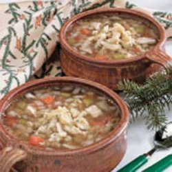 Farmhouse Chicken Soup recipe