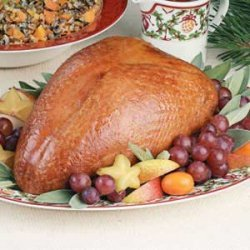 Turkey Breast with Apricot Glaze recipe