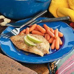 Tropical Fish Fillets recipe