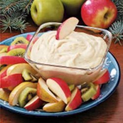 Creamy Fruit Dip recipe