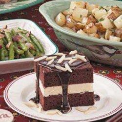 Ice Cream Cake Dessert recipe