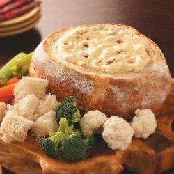 Hot Bacon Cheese Spread recipe