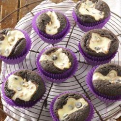 Cream Cheese Chocolate Cupcakes recipe