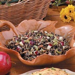 Fruited Wild Rice Pilaf recipe
