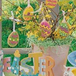 Easter Egg Sugar Cookies recipe