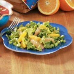 Citrus Tossed Salad recipe