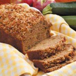 Apple Zucchini Loaf recipe