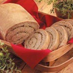 Herbed Swirl Bread recipe