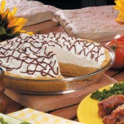 Peanut Butter Pudding Pie recipe