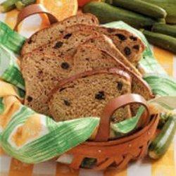 Zucchini Yeast Bread recipe