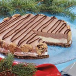 Cookie Ice Cream Cake recipe