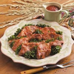 Barbecued Country Ribs recipe