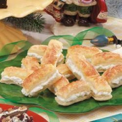 Puff Pastry Pillows recipe
