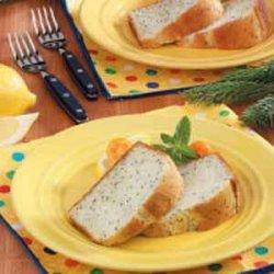 Homemade Lemon Poppy Seed Cake recipe
