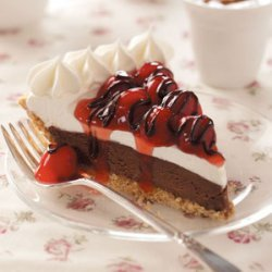 Black Forest Freezer Pie recipe
