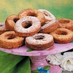 Cake Doughnut Mix recipe